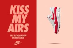 NIKE AIR MAX – THE REVOLUTION NEVER ENDS – KICKZ Blog