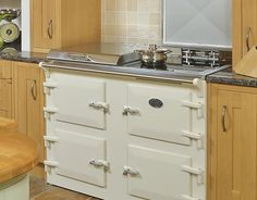 Everhot cooker 120cm wide