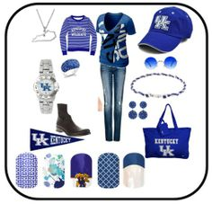 #WILDCATS #UK   Check out all the other teams! Or design your own in Jamberry's NAIL ART STUDIO! To order please go to: http://meganford.jamberrynails.net/