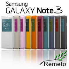 Samsung Galaxy Note 3 Orjinal S-View Pencereli Kılıflar www.remeto.com.tr de #samsung #galaxy #note3 #s-view #flip #kılıf #Pencereli