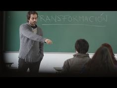 La educación prohibida - Película Completa HD - YouTube Best Teacher, Innovation, How To Become, Youtube, Teaching, School, Videos, Learn German, Creativity