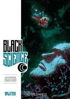 Black Science Buch 4: Gotteswelt - 5/5 Sterne - DeepGround Magazine