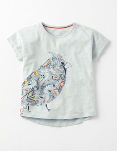 Sparkle Illustration T-shirt