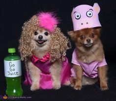 Honey Boo Boo & Glitzy - Pet Costume Contest
