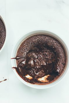 Chocolate Pudding Cakes from @Sarah Kieffer | Vanilla Bean