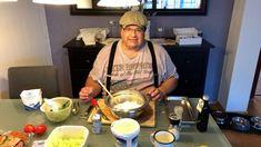 Tzatziki nach Saschas Art - Rezept von Bbq Mit Sascha Tzatziki, Fondue, Bbq, Cheese, Ethnic Recipes, Cucumber Recipes, Greek Yogurt, Fast Recipes, Side Dishes