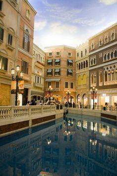 The Venetian, Macau                           December 2010 and June 2011
