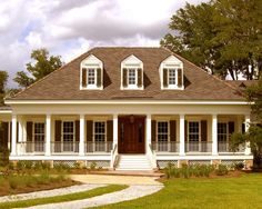 New Orleans Traditional Exterior Design, Pictures, Remodel, Decor and Ideas