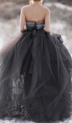 Tulle- the one way to feel like a princess regardless of age! x
