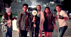 Marvel's Runaways Trailer Brings Teen Sacrifices, a Dinosaur and Lots of Magic -- After learning the truth about their parents, a group of divisive teenagers unite against their common enemies in Marvel's Runaways. -- http://tvweb.com/runaways-trailer-2-marvel-hulu-series/