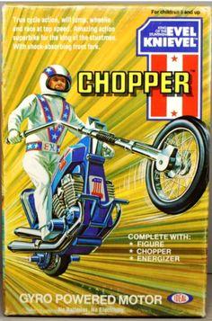 Ideal Chopper.