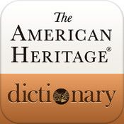 $24.99--American HeritageDictionary — 4th Edition (AHD4) - powered by UniDict