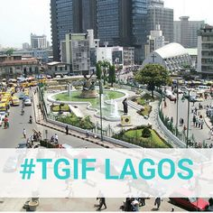 """After all the work and activities throughout the week in our various businesses, the people of Lagos can finally say: """"Thank God It's Friday!"""" Happy Friday and have Great Weekend Everyone! From your most trusted Branding and Design Agency-Ellae! #TGIF #Friday #Weekend #ThankGodItsFriday #Fun #Happy"""