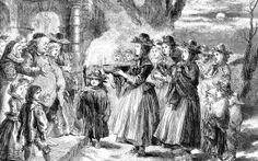 John Gilbert  Wassail Bowl 1860