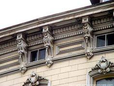 "Decoratie Tempels ""Tandlijst"""