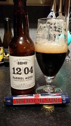 Brew By Numbers 12 04 Barrel Aged Traditional Porter