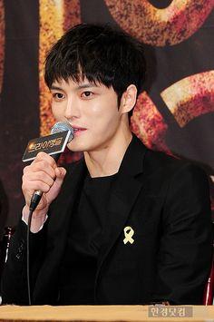 Triangle * Press Conference #KimJaeJoong