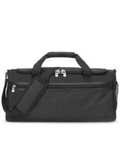 17b5faa99b7a Blankslate by Solo Men s Blankslate Duffel Bag - Black Bag Men