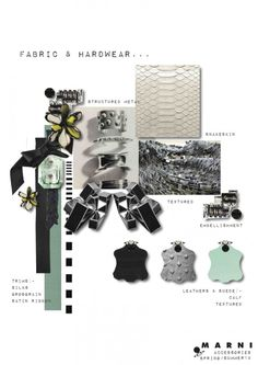 MARNI FABRIC AND HARDWEAR. See more inspirations at http://www.brabbu.com/en/inspiration-and-ideas/