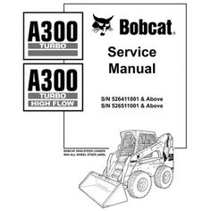 BOBCAT S150, S160 SKID STEER LOADER SERIES SERVICE REPAIR