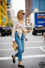 STYLE DU MONDE / New York Fashion Week SS 2016 Street Style: Camille Charrière  // #Fashion, #FashionBlog, #FashionBlogger, #Ootd, #OutfitOfTheDay, #StreetStyle, #Style