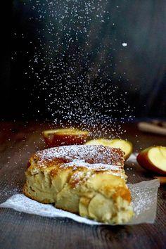 Torta di Mele Senza Grassi gif Healthy Cooking, Cooking Recipes, Healthy Recipes, Italian Desserts, Italian Recipes, Sweet Recipes, Cake Recipes, Torte Cake, Angel Cake