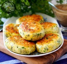 Kulinarne Szaleństwa Margarytki: Kotlety ziemniaczane