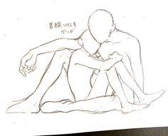 Bildergebnis für anatomy manga sit