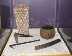 Samoan tattoo tools