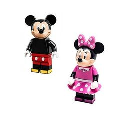 Lego Disney Minifigures 71012  Mickey Mouse  Minnie Mouse 2 Pack -- Be sure to check out this awesome product.