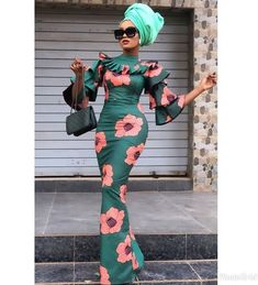 Aso Ebi Dresses Styles 2020 For Pretty African Ladies are now possible if you look for something unusual. Well, you can see that in our latest Asoebi African Wear Dresses, African Fashion Ankara, African Inspired Fashion, Latest African Fashion Dresses, African Print Fashion, African Attire, Africa Fashion, African Prints, African Style