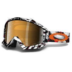 Oakley Proven MX Off-Road Goggles - Troy Lee Designs Collections -  Medusa Black 521f257c0fc2