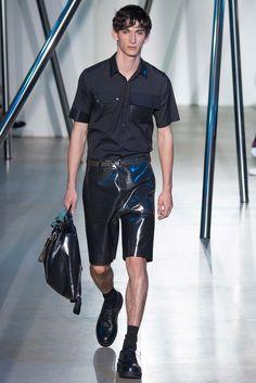 Jil Sander Spring 2016 Menswear Fashion Show