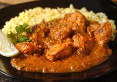 Chicken madras favourite curry