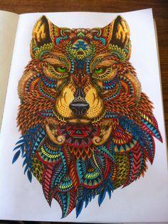 The Menagerie Animal Portraits PortraitsAnimal TattoosArt Journal InspirationArt TherapySubmissionAdult ColoringColoring BooksArt