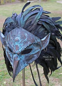 Hey, I found this really awesome Etsy listing at https://www.etsy.com/listing/259113275/tengu-handmade-leather-mask-masqurade