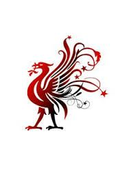 liver bird tattoo - maybe a bit smaller and it'd be perfect!