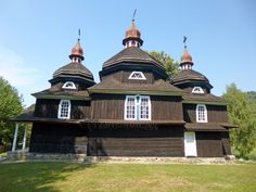 Nižny Komarnik Muzeum.SK - Drevené kostolíky na Slovensku
