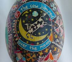 awesome contemporary pysanky