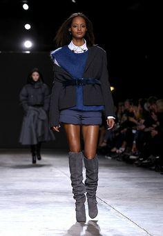 Topshop Unique London Fashion Week A/W 2014 Show