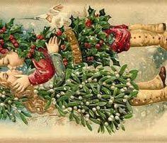 Immagini Natale Vittoriano.105 Fantastiche Immagini Su Natale Vittoriano Vintage Christmas