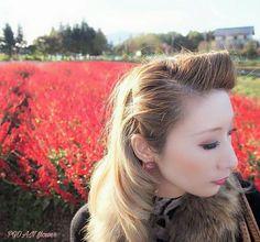 マリ ~ ボールピアス ~ | PGOAN flower | ポゴナフラワー