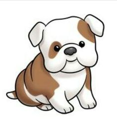 cute cartoon dogs clip art clipart cute puppy looking back and rh pinterest com cute dog face clipart cute dog clip art free black and white