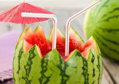 Rezept für Wodka-Melone
