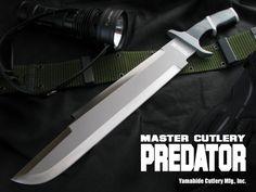 Predator Machete