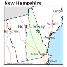Visited...NORTH CONWAY, NH