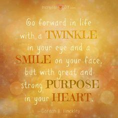 Gordon B Hinckley Christmas Quotes. QuotesGram by @quotesgram