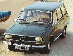 2008 Renault 12 TL Wagon photo - 9