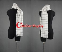 Scarf of Natsu Dragneel from Fairy Tail Anime Cosplay Costume by RedstarCosplay on Etsy https://www.etsy.com/listing/218335986/scarf-of-natsu-dragneel-from-fairy-tail