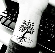 Tattoo tree More